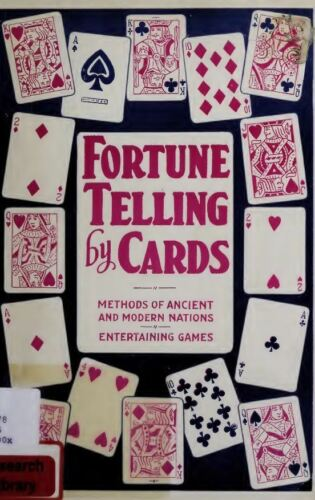 Classic Fortune Telling 37 Books Teller Tarot Card Reading Future PDF CD H75