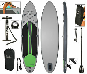 Voyager-Inflatable-SUP-Stand-Up-Paddle-Board-includes-Pump-Paddle-Bag-amp-Leash