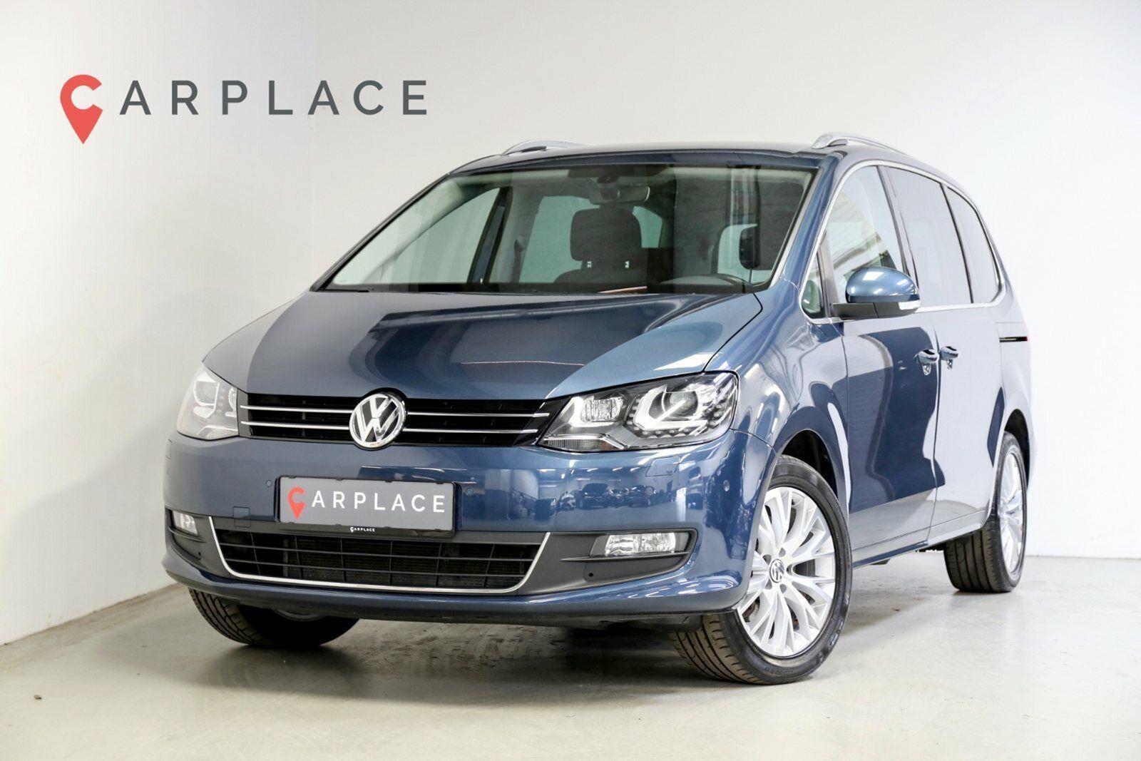 VW Sharan 2,0 TDi 150 Premium DSG 5d - 429.900 kr.