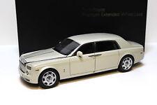 1:18 Kyosho Rolls Royce Phantom EWB Carrera white NEW bei PREMIUM-MODELCARS