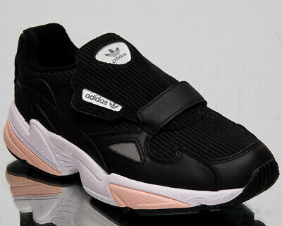 Arqueología Ladrillo limpiar  adidas Falcon RX Women's Black Pink Grey Casual Lifestyle Sneakers Shoes  EE5112 | eBay