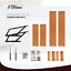 Canape-Abatible-Tapizado-3D-4-valvulas-MAXIMA-CALIDAD-esquinas-canape-madera miniatura 5