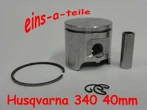 Kolben passend für Husqvarna 124 35mm NEU Top Qualität