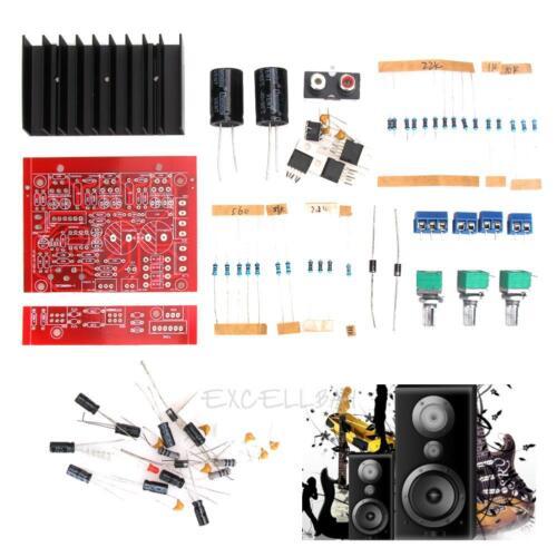 2X18W 3CH Subwoofer TDA2030 2.1 Stereo Digital Audio Amplifier 12V DIY Kits
