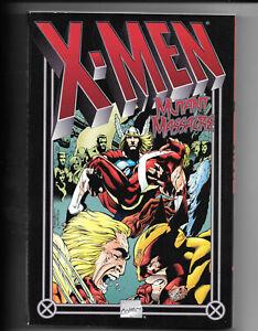 X-Men-Mutant-Massacre-1-1996-VF-NM-TPB-1St-Print-Marvel-Comics