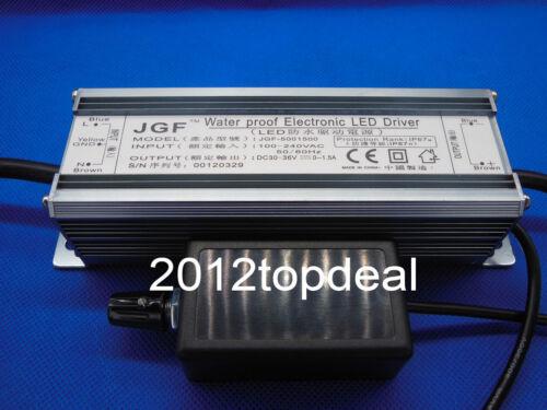 50W 50 Watt 365nm UV Ultra Violet High power LED 50w Dimmer driver+heatsink KIT