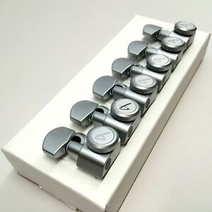 Fender Locking Tuners >> Details About Fender Locking Tuners Brushed Chrome