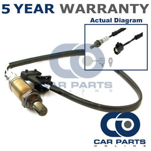 image is loading rear-4-wire-oxygen-o2-sensor-for-chevrolet-