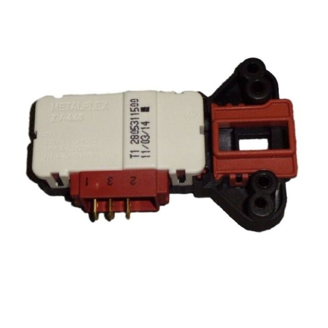GENUINE BEKO 100% WASHING MACHINE DOOR SWITCH Part : 2805311500