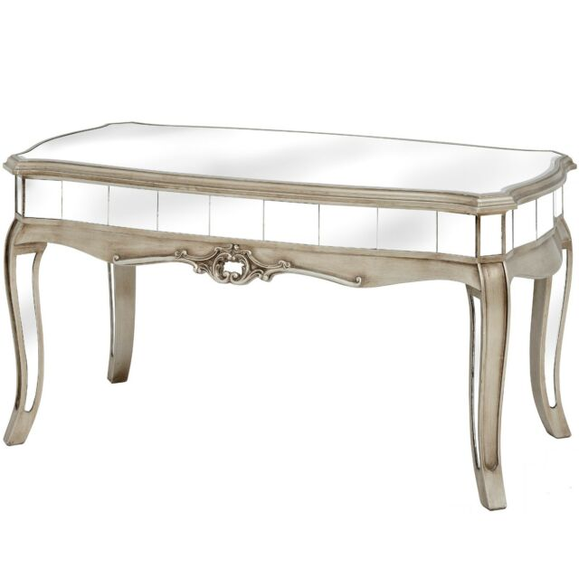 Argente Mirrored Coffee Table Great Centre Piece For The Living Room