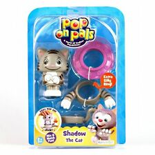 Pop On Pals - Shadow The Cat Mix & Match Fun NEW