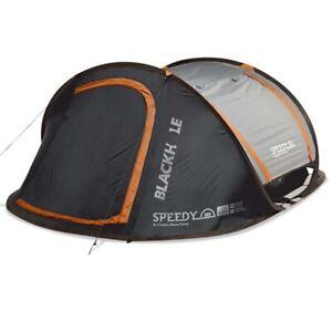 Explore Planet Earth Speedy Blackhole 3 Person Pop-Up Tent
