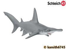 NEW * Papo BULL SHARK solid plastic toy wild zoo marine ocean animal FISH