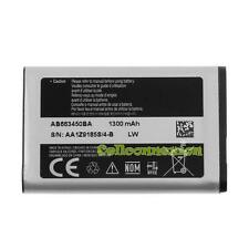 2x Samsung OEM AB663450BA Battery Rugby II 2 SGH-A847 Rugby III 3 SGH-A997 A999