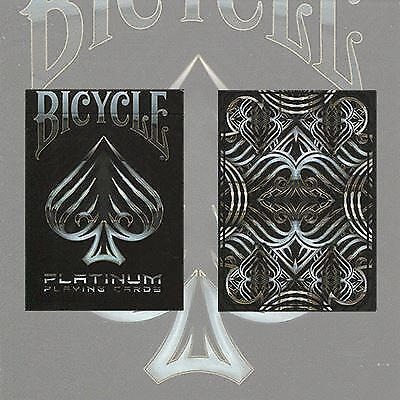 Bicycle Platinum Deck by US Playing Card Co Trick