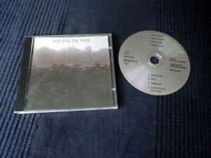 CD And Also The Trees - s/t Same 1984 Post-Punk Gothic Rock Darkwave LEX 1 CD