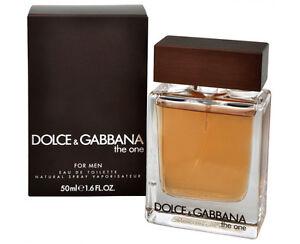 03cdd2f2ea35 Dolce   Gabbana The One 1.6oz Men s Eau de Toilette 737052036632