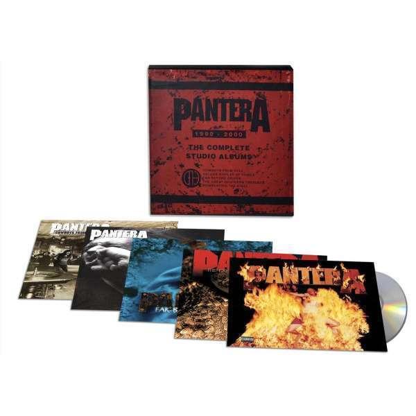Pantera - The Complete Studio Album 199 Nuovo CD
