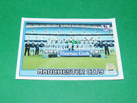 N°341 Manchester City England Merlin Premier League Football 2007-2008 Panini