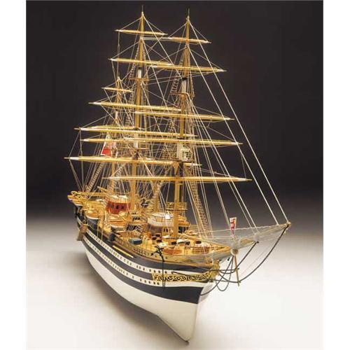 Mantua Models Amerigo Vespucci Wooden Ship Kit FREE NEXT DAY Delivery