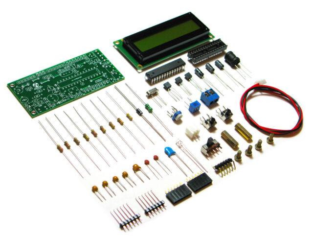 Compatible with Arduino IDE; Geiger Counter DIY Kit Nuclear Radiation Dosimeter