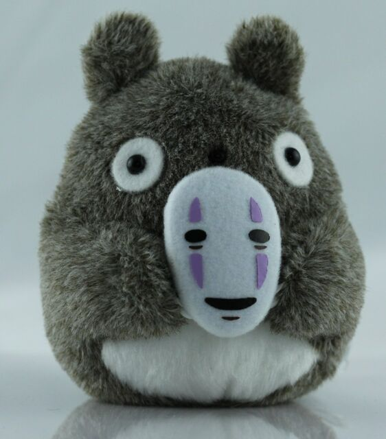 My Neighbor Totoro And No Face Spirited Away Cool Plush Doll Toys Ebay