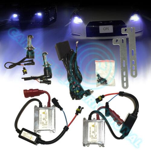 H4 15000k Xenón Canbus Kit Hid para adaptarse a Opel Vivaro Modelos