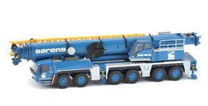 Conrad-2114-05-Sarens-Grove-GMK-6300L-Mobile-Crane-w-Boom-Extension-1-50-MIB