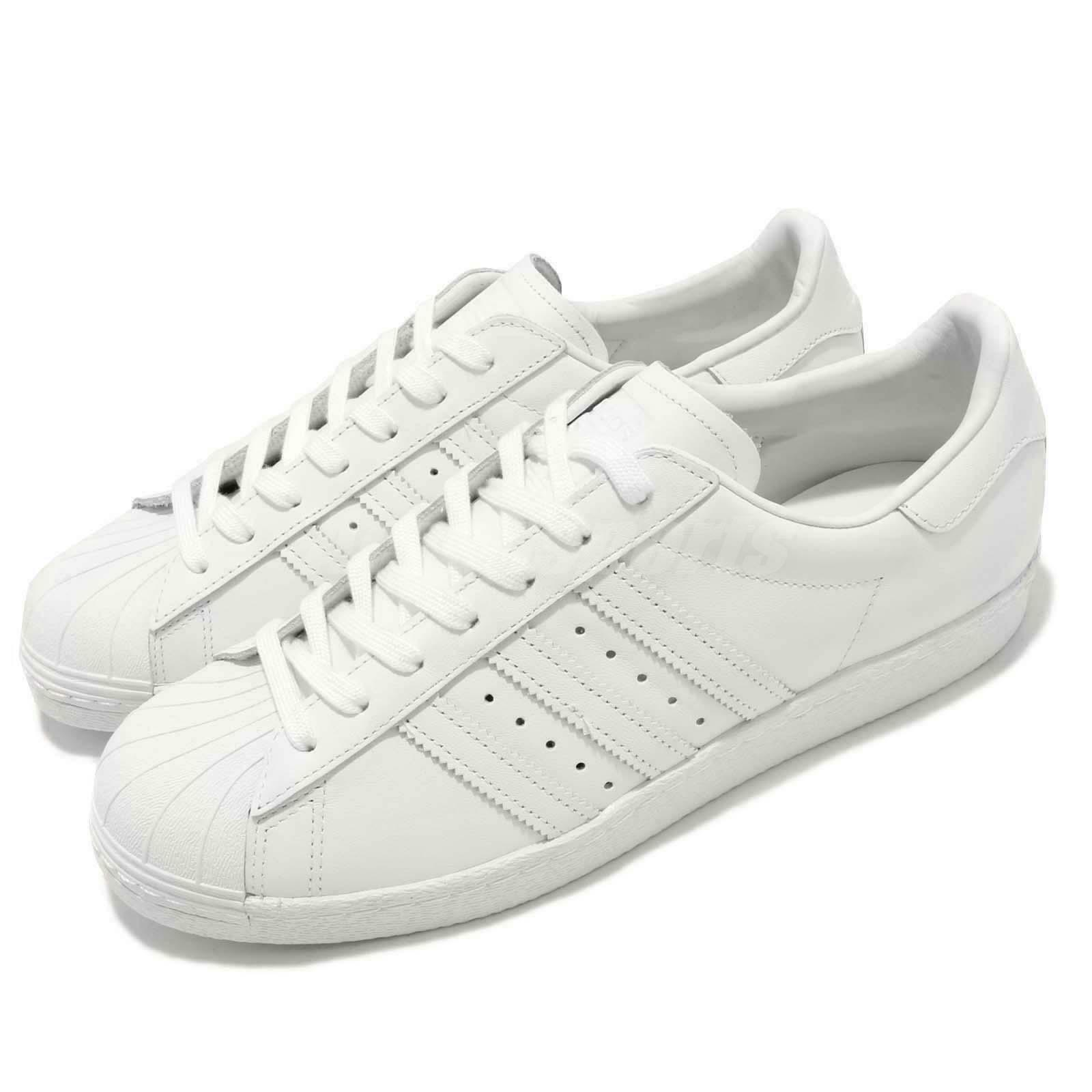 Adidas Originals Superstar 80s Triple White Men Women Casual shoes Sneaker S79443