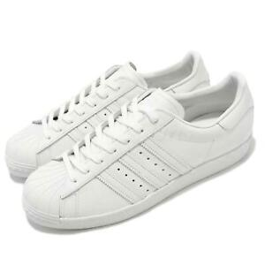 purchase cheap d37da 7f5a5 Image is loading adidas-Originals-Superstar-80s-Triple-White-Men-Women-