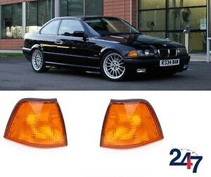 Mercedes Derniers Modèles >> Details Sur Bmw Neuf Serie 3 E36 1990 2000 Jaune Signal Clignotant Paire Ampoule Set