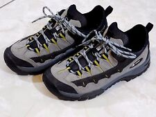 Vintage RAICHLE(Now MAMMUT) Gray/Dark Gray Hiking/Trail Shoes Womens Size 7