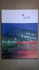 LONDON Transport - Annual Report 1995/1996