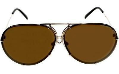 Porsche Design Titanium Sunglasses P8478 P White Unisex