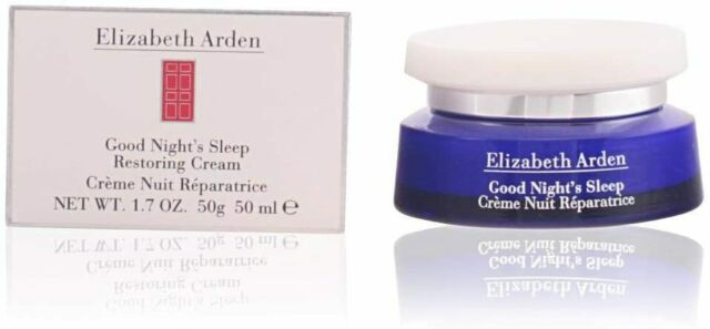 Elizabeth Arden Good Night Sleep Restoring Cream 50ml - BNIB