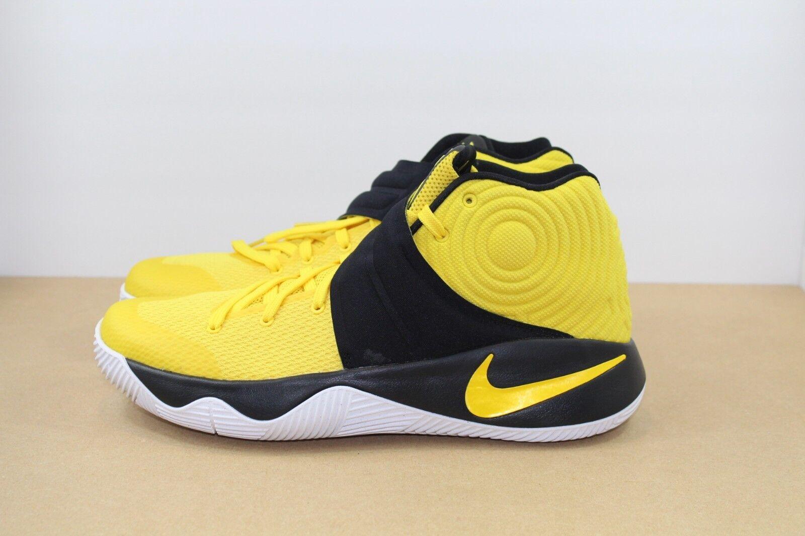 Nike kyrie 2 australien - tour - 10,5 basketball - schuhe der größe 10,5 - 819583-701 gelb - schwarz eca22a