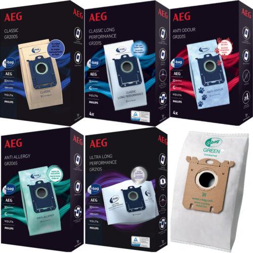 VX8 Öko Silence uvm. AEG S-Bag Staubsaugerbeutel Filtertüten für AEG VX8-4-ECO