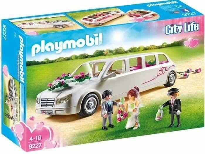 Playmobil 9227 Berline de Mariage - - - Mariés 23bbb9