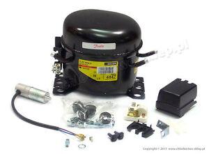 Details about 230V compressor Danfoss TLX7 5KK 3 [102H4847] made by Secop  R600a LST