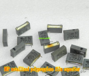 275V0.1UF 105 100nf MKP Audio capacitor Metallized polypropylene Film Capacitor