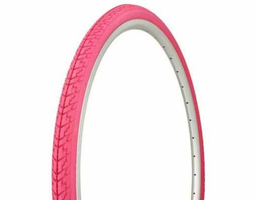 Pink Duro Cross Ranger 700x35c Road City Fixie Hybrid Fitness Bike Bicycle Tires
