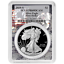 2019-S Proof $1 American Silver Eagle PCGS PR69DCAM FS Man on The Moon Frame