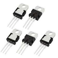 5 Pcs Positive 12 Volt Voltage Regulator 15 Amp To220 L7812 Lm7812 78012