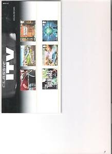 2005-ROYAL-MAIL-PRESENTATION-PACK-CLASSIC-I-T-V-TELEVISION-MINT-DECIMAL-STAMPS