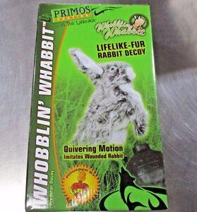 Primos-Hunting-62705-Whobblin-Whabbit-Predator-Decoy-NEW