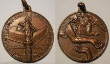 medaglia 30° anniv. fondazione AVIS sangue Milano 1957 medici