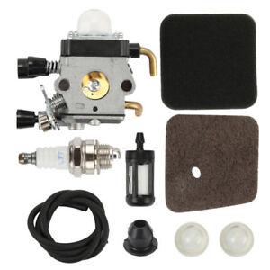 For-Stihl-HS45-Hedge-Trimmer-FS38-FC55-FS310-Carburetor-Carb-amp-Air-Filter-Parts