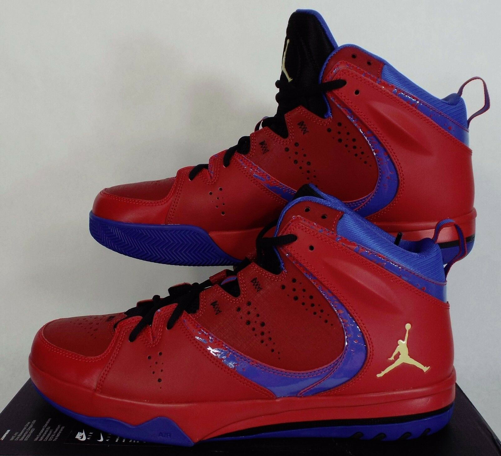 New Mens 13 NIKE Jordan Phase 23 2 Red Basketball Shoes 115 602671-607