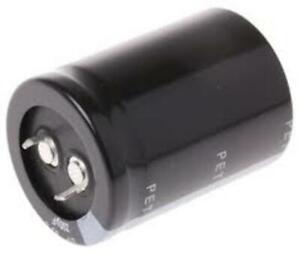 1 x ECEC2GP331DJ, Panasonic Electrolytic Capacitor, 330uF 400V DC ±20% 85°C