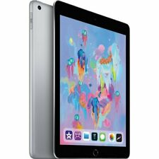 Apple iPad 6th Gen 32GB Space Gray Wi-Fi MR7F2CL/A